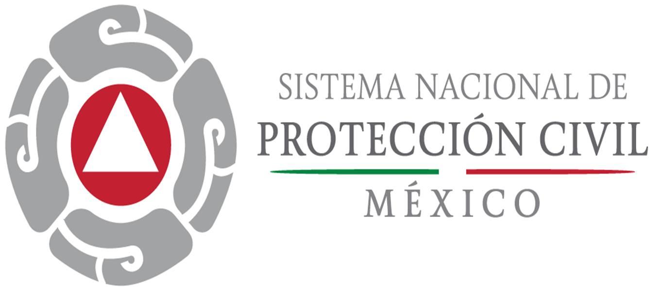 Resultado de imagen de logo de la Consejo Nacional de Protección Civil,